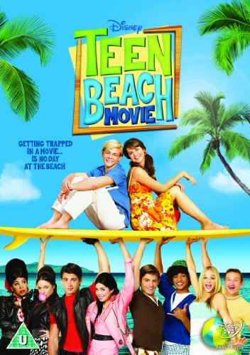 Teen Beach Movie DVD [Edizione: Regno Unito]
