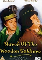 Laurel And Hardy - March Of The Wooden Soldiers [Import anglais]