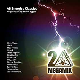 Energise 20 - The Megamixes & Energise Unleashed