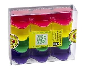 TacoProper Taco Holder FiestaPak Set of 12