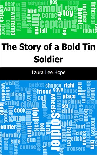 The Story of a Bold Tin Soldier Gas Arm Leg
