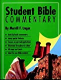 Student Bible Commentary (Student Guides) (1859851851) by Unger, Merrill F.