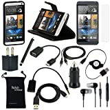 DigitalsOnDemand 13-Item Accessory Bundle for HTC One M7