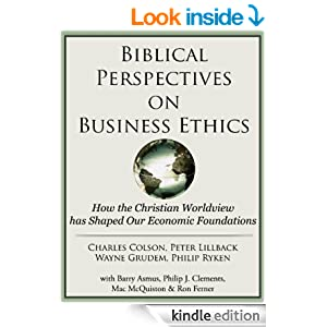 business biblical worldview Teaching strategic management from a christian perspective by richard j martinez and loren gustafson  abstract strategic management has emerged in business.