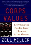 Book cover for Corps Values: Everything You Need to Know I Learned In the Marines