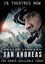 San Andreas [Blu-ray + DVD + Digital Copy] (Bilingual)
