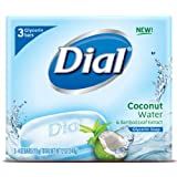 Dial Soap Bar, Coconut Water