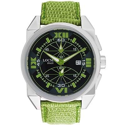 Locman Cavallo Pazzo_Watch Watch LOC/160/BKGR/GRN