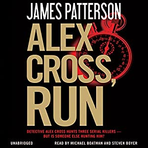 Alex Cross, Run Audiobook