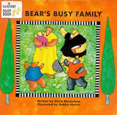 Bear's Busy Family