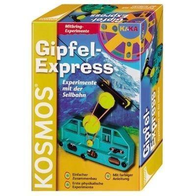 KOSMOS 658212 - Mitbring-Experimente: Gipfel-Express