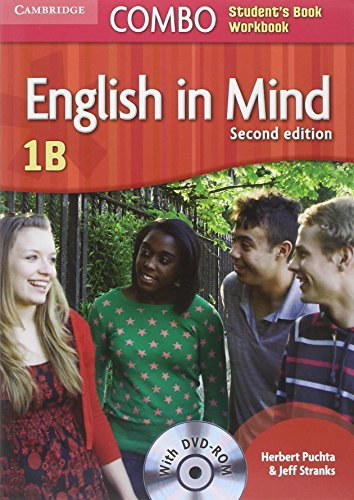 English in Mind 2nd  1 Combo B with DVD-ROM