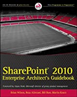 SharePoint 2010 Enterprise Architect`s Guidebook ebook download