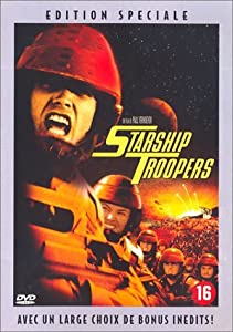 Starship Troopers [Import belge]
