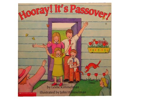 Hooray! It's Passover!, LESLIE KIMMELMAN
