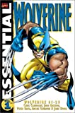 The Essential Wolverine, Vol. 1 (0785102574) by Chris Claremont