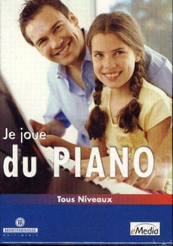 Je joue du piano: Tous niveaux