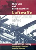 img - for Luftwaffe Seaplanes: 1939-1945: An Illustrated History book / textbook / text book