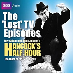 Hancock Audiobook