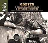 7 Classic Albums Plus [Audio CD] Odetta Odetta