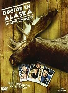 Doctor En Alaska La Serie Completa [DVD]