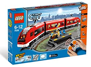 LEGO City Passenger Train 7938 by LEGO City