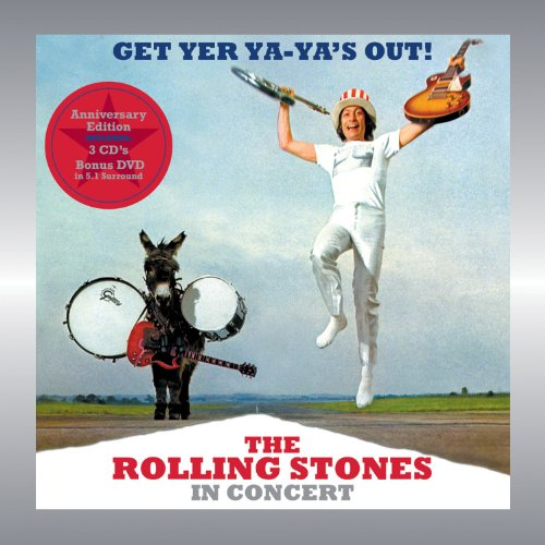 Get Yer Ya-Ya's Out: Rolling Stones in Concert! (Expanded Edition)