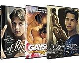 echange, troc Pack Erotika 2 : Chain réaction + A peine majeur + Gay sex de A à Z