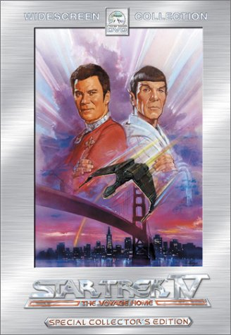 Cover art for  Star Trek IV: The Voyage Home (Two-Disc Collector's Edition)