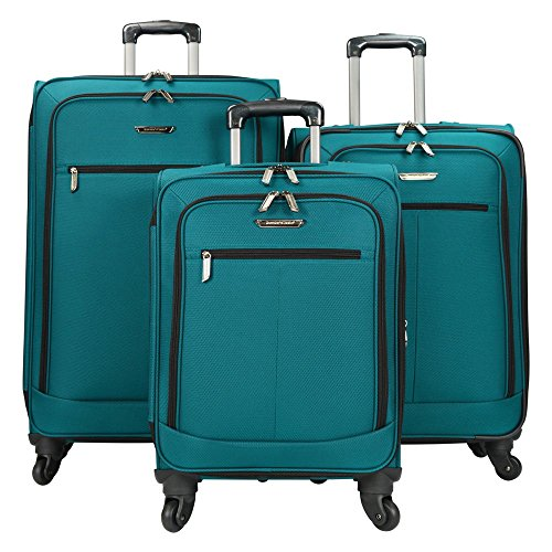 travelers-choice-3-piece-lightweight-expandable-spinner-luggage-set