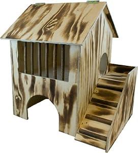 elmato benny 10589 maison pour cochon d 39 inde amazon. Black Bedroom Furniture Sets. Home Design Ideas