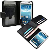 Nicerocker Useful 2 in 1 Business Style Case Cover with Wallet Flip Purse For Samsung Galaxy S3 III i9300