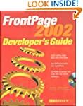 FrontPage 2002 Developer's Guide (App...