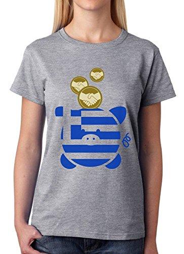 greece-piggy-bank-t-shirt-womens-classic-t-shirt-x-large