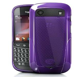 iSkin Vibes VB9860-PE4 Case for Blackberry Torch 9860 (Purple)