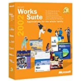 Microsoft Works Suite 2002 [OLD VERSION] ~ Microsoft Software