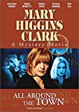 Cover art for  Mary Higgins Clark: All Around the Town
