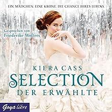 Der Erwählte (Selection 3) (       gekürzt) von Kiera Cass Gesprochen von: Friederike Wolters