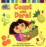 Count With Dora!: A Counting Book in Both English and Spanish (0689848188) by Beinstein, Phoebe; Thompson Bros.