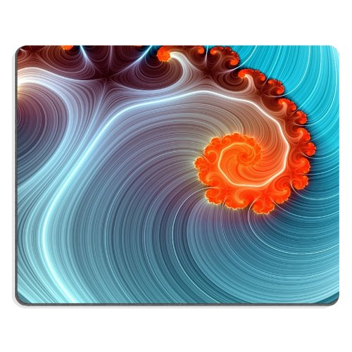 Pattern Abstract Picture Mouse Pads Customized Made To Order Support Ready 9 7/8 Inch (250Mm) X 7 7/8 Inch (200Mm) X 1/16 Inch (2Mm) High Quality Eco Friendly Cloth With Neoprene Rubber Liil Mouse Pad Desktop Mousepad Laptop Mousepads Comfortable Computer front-741533
