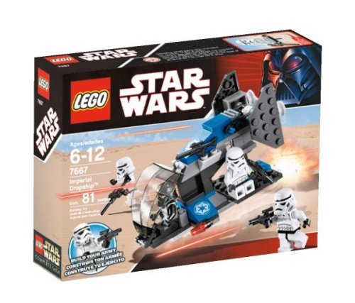 LEGO Star Wars Imperial Dropship by LEGO (Star Wars Dropship)