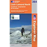 Loch Lomond North (OS Explorer Map Series)by Ordnance Survey