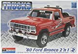 Revell 1:24 '80 Ford Bronco 2-In-1