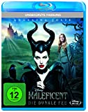 DVD & Blu-ray - Maleficent - Die Dunkle Fee [Blu-ray]