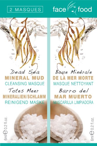 Face Food Dead Sea Mineral Mud