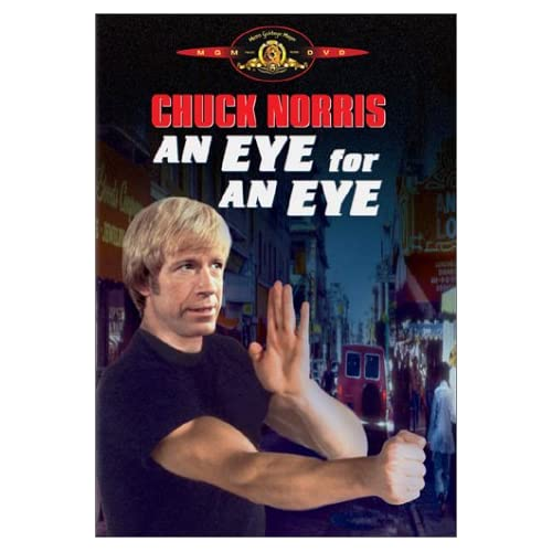 Amazon.com: An Eye For An Eye: Chuck Norris, Christopher Lee, Richard