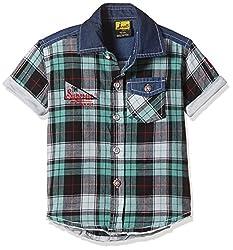 Seals Boys' Shirt (AM8120_1_MULTI_12)