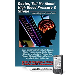 Click to buy Healthy Blood Pressure: Doctor, Tell Me About High Blood Pressure & Stroke from Amazon!