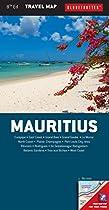 Mauritius Travel Map (Globetrotter Travel Map)