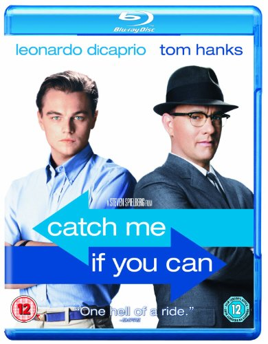 Catch Me If You Can [Blu-ray] (Region Free)